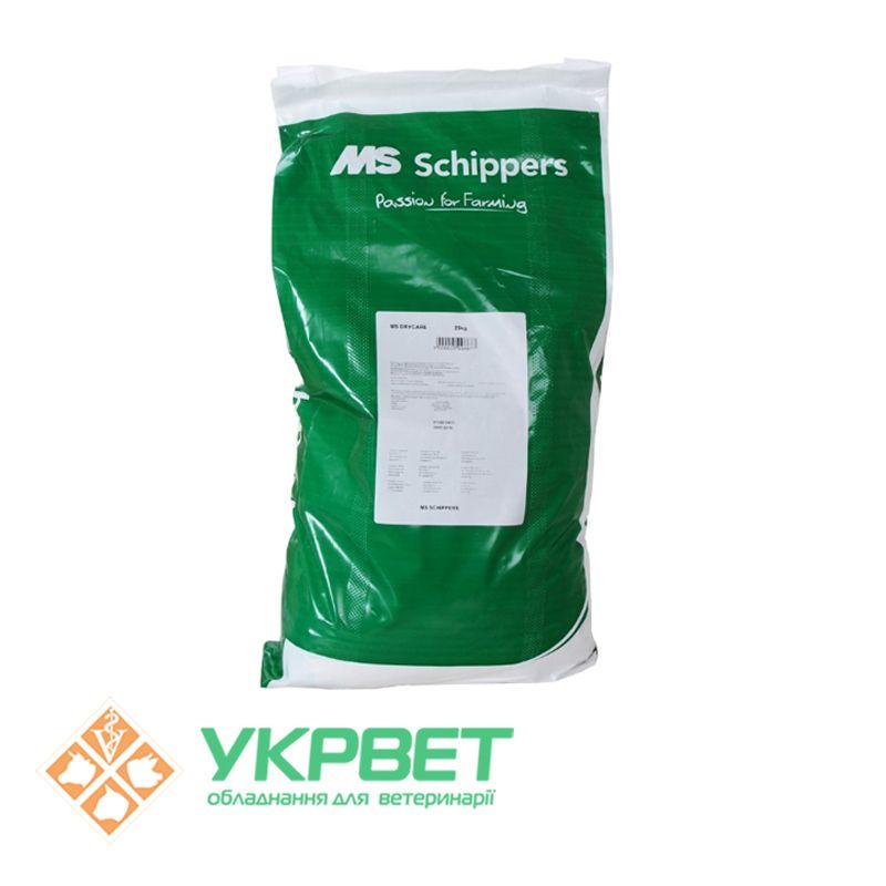 Порошок MS DryCare Plus для подсушивания 25 кг, Schippers