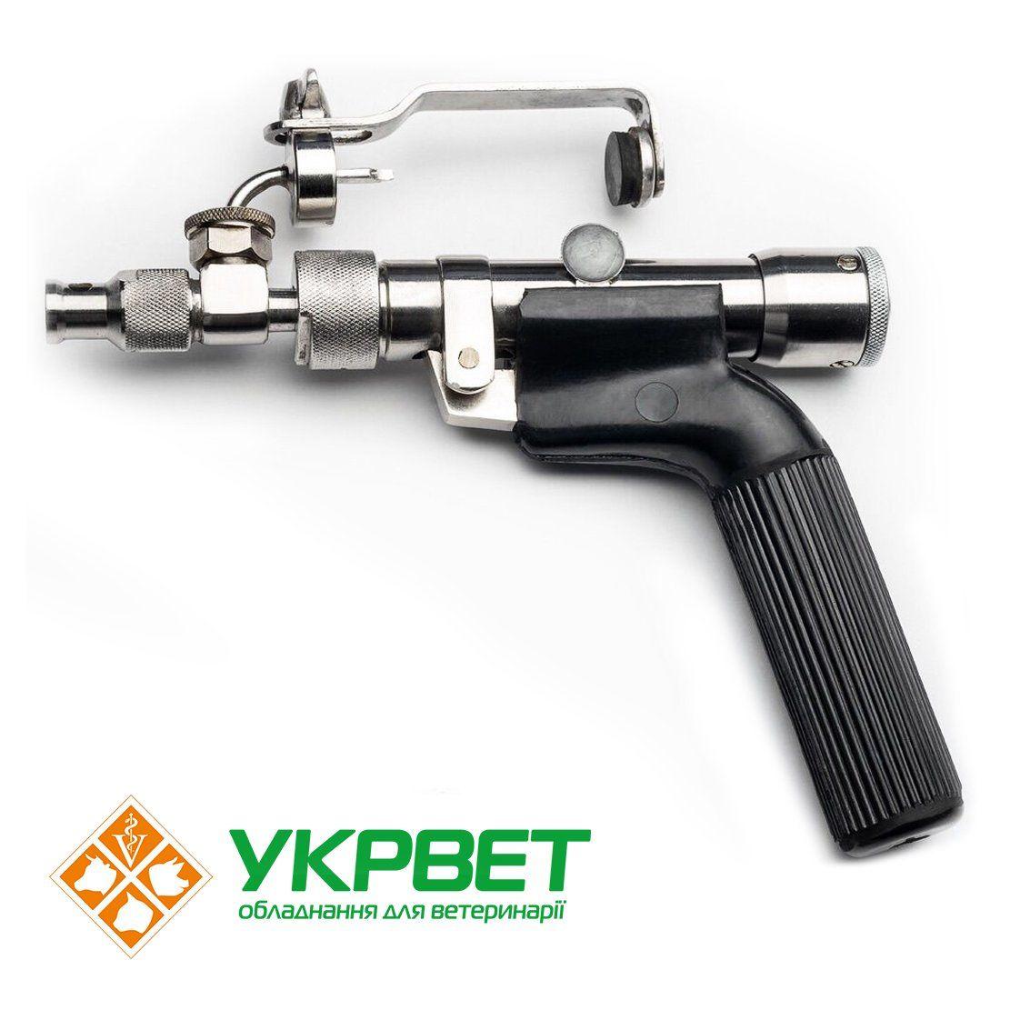 Безыгольный инъектор для туберкулинизации БИ-7М